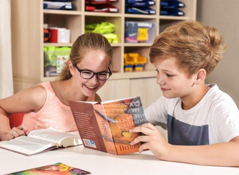 De Bijbel op school