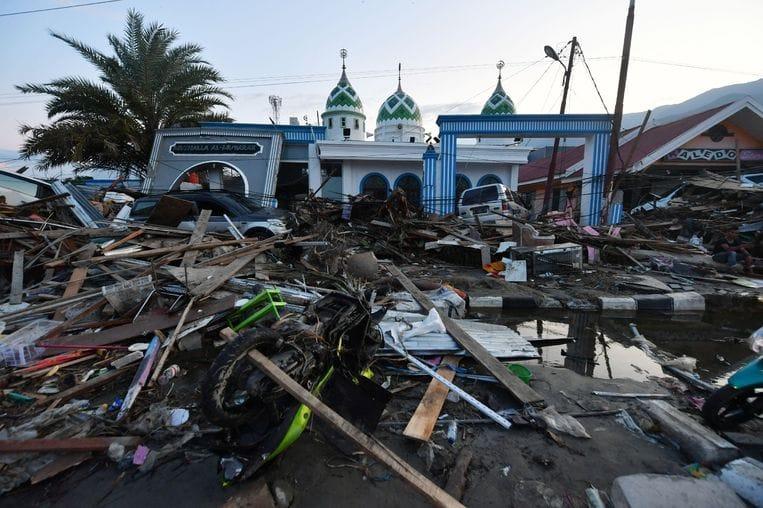 Aardbeving, tsunami, het aller-verdrietigste in Oss en Israëlzondag
