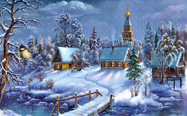 Op weg naar het Kerstfeest