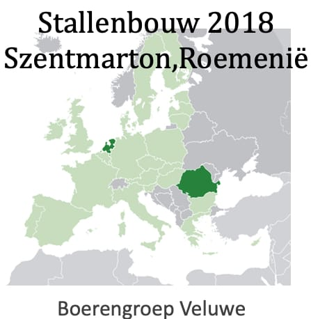 Stallenbouw 2018