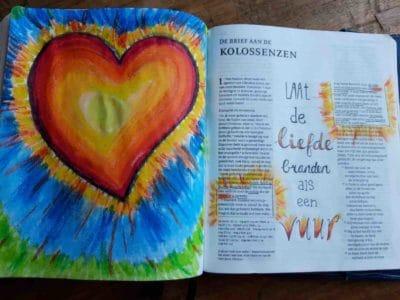 Bible Art @ Geref Kerk