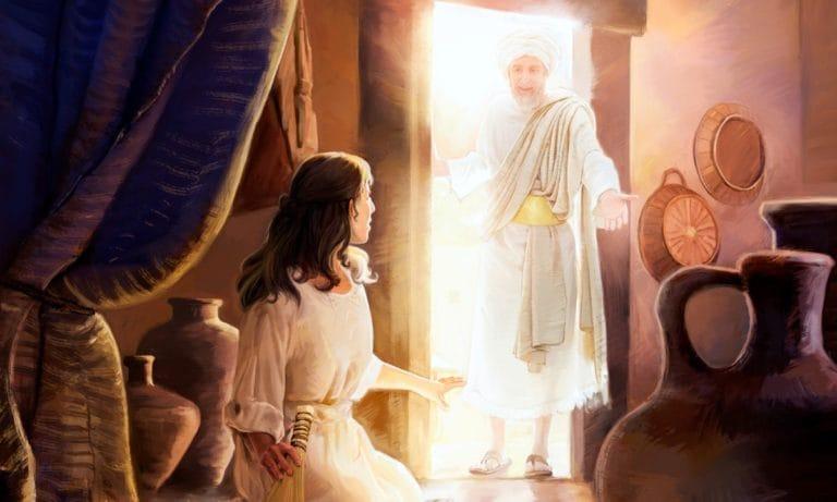 Maria wordt moeder van Gods Zoon (Kindermoment 20201206)