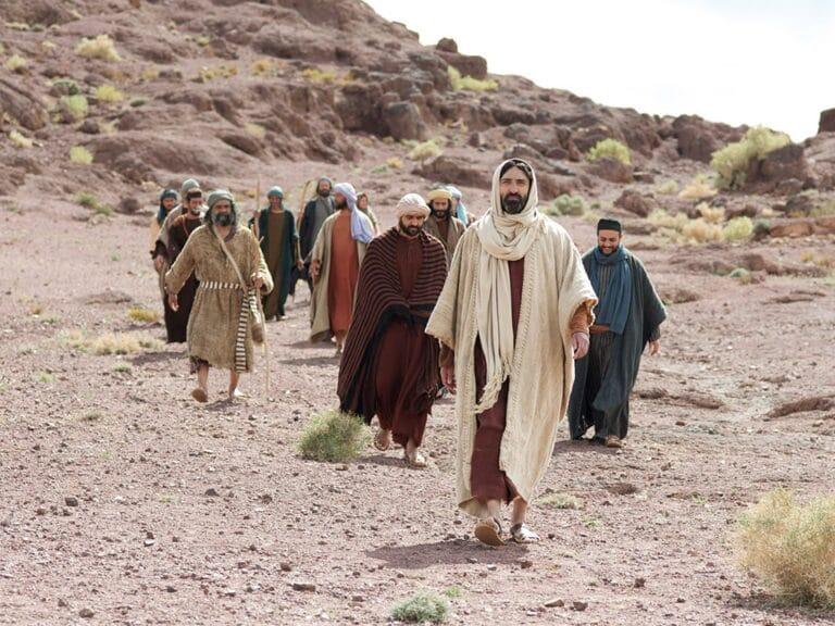 Jezus geneest iemand met huidvraat  Kindermoment (20210124)