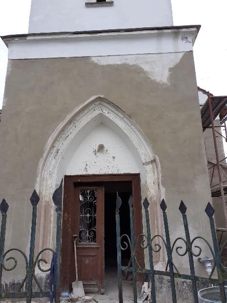 Nieuws van Stichting Lunterse steun voor herstel kerkelijk gebouw in Roemenië